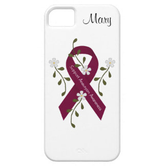 Aneurysm Awareness Custom iPhone 5/5S ID Case