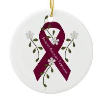Aneurysm Awareness Ornament