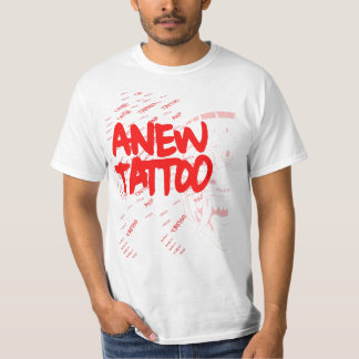 anewtattoo shirt blackk