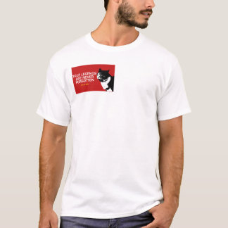 Anfield Cat Chest Badge T-Shirt