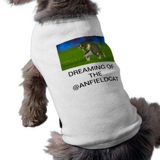 Anfield Cat Dog Tee