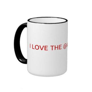 Anfield Cat Mug
