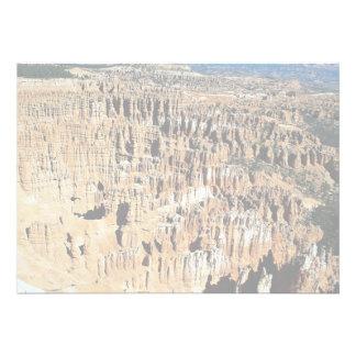 Anfiteatro de Bryce parque nacional del barranco Comunicado