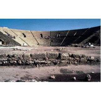 Anfiteatro romano viejo, Caesaria, Israel Escultura Fotográfica