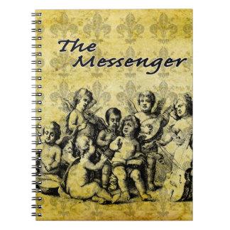 Anfitriones del cuaderno de encargo V1 de los ánge
