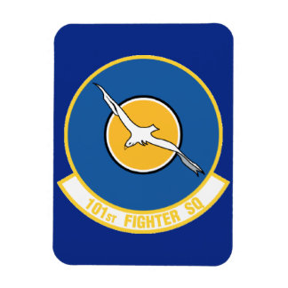 ANG 101st Intelligence Squadron Magnet