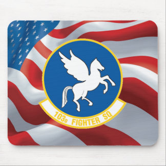 ANG 103rd Fighter Squadron Mousepads