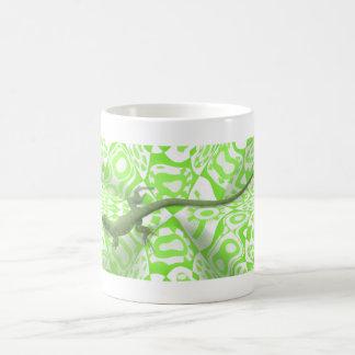 Ang ARt Lizard Mug
