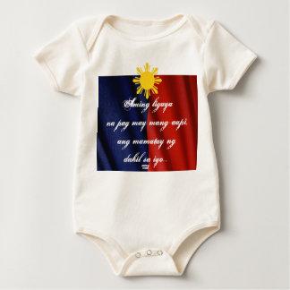ang mamatay ng dahil sayo baby bodysuits