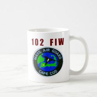 ANG TOTAL Cape Cod 102 FIW Taza