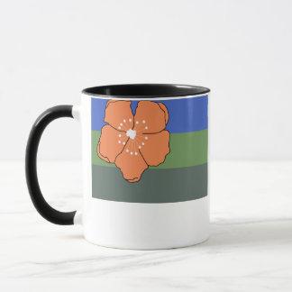 Angaur Flag Mug