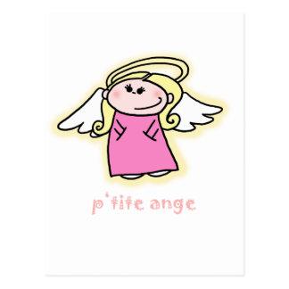 Ange menudo (poco ángel en francés) postales