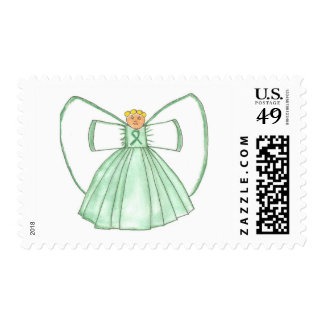 angel1 postage stamps