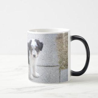 Angel 11 Oz Magic Heat Color-Changing Coffee Mug