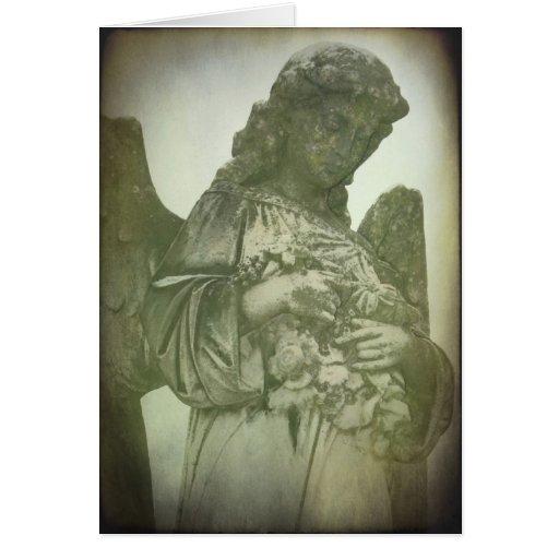 Ángel 12 tarjeta de felicitación