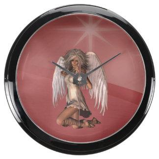 angel-15 aqua clocks