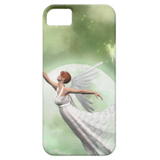 Angel 1 Among Friends iPhone 5 ID Case