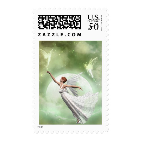 Angel 1 - Among Friends Stamps