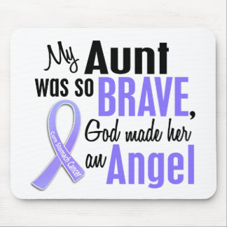 Angel 1 Aunt Stomach Cancer Mouse Pad
