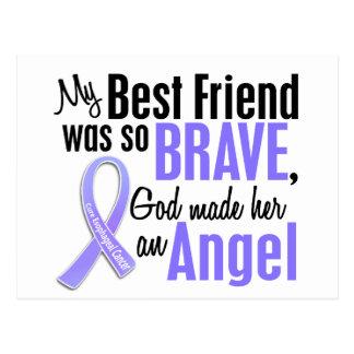 Angel 1 Best Friend (Female) Esophageal Cancer Postcard