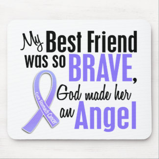 Angel 1 Best Friend (Female) Stomach Cancer Mouse Pad