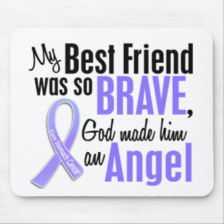 Angel 1 Best Friend Stomach Cancer Mouse Pad