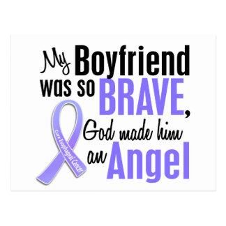 Angel 1 Boyfriend Esophageal Cancer Postcard