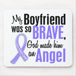 Angel 1 Boyfriend Stomach Cancer Mouse Pad