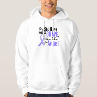 Angel 1 Brother Esophageal Cancer Hoodie