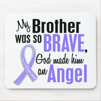 Angel 1 Brother Esophageal Cancer Mouse Pad
