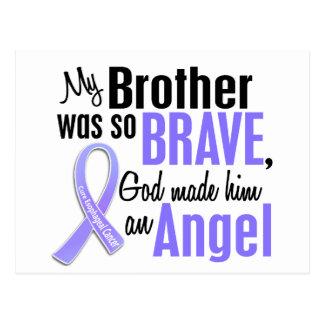 Angel 1 Brother Esophageal Cancer Postcard