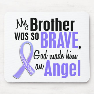 Angel 1 Brother Stomach Cancer Mouse Pad