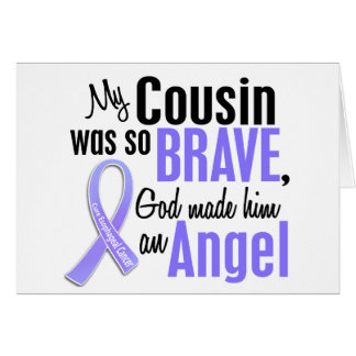 Angel 1 Cousin (Male) Esophageal Cancer Card