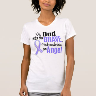 Angel 1 Dad Stomach Cancer T-Shirt