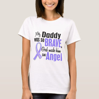 Angel 1 Daddy Stomach Cancer T-Shirt
