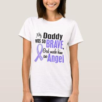 Angel 1 Daddy Stomach Cancer T-Shirt