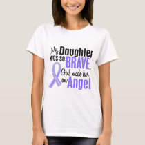 Angel 1 Daughter Esophageal Cancer T-Shirt