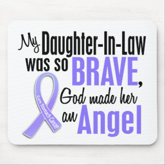 Angel 1 Daughter-In-Law Stomach Cancer Mouse Pad