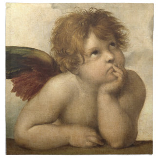 Ángel 1 de Raphael Servilletas De Papel