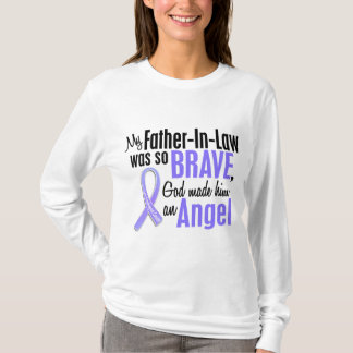 Angel 1 Father-In-Law Esophageal Cancer T-Shirt