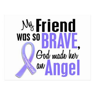 Angel 1 Friend (Female) Esophageal Cancer Postcard