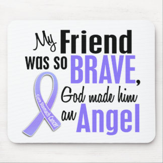 Angel 1 Friend (Male) Stomach Cancer Mouse Pad