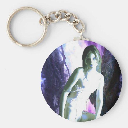 Angel 1 Gear Keychain