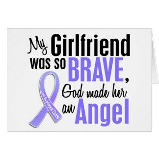 Angel 1 Girlfriend Esophageal Cancer Cards