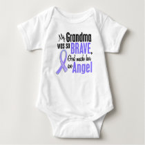 Angel 1 Grandma Esophageal Cancer Baby Bodysuit
