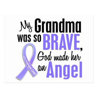 Angel 1 Grandma Esophageal Cancer Postcard
