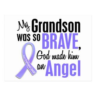 Angel 1 Grandson Esophageal Cancer Postcard