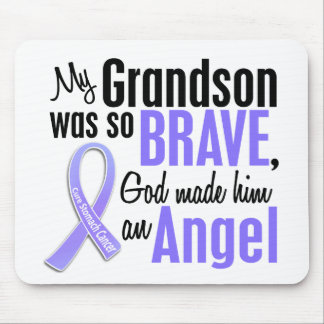 Angel 1 Grandson Stomach Cancer Mouse Pad