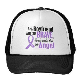 Angel 1 Hodgkins Lymphoma Boyfriend Trucker Hat