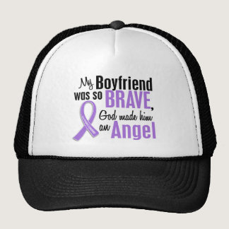Angel 1 Hodgkins Lymphoma Boyfriend Trucker Hat